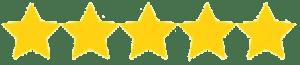 5 star icons