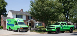 done right today vehicles in front of home