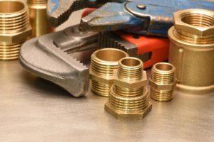 small plumbing parts